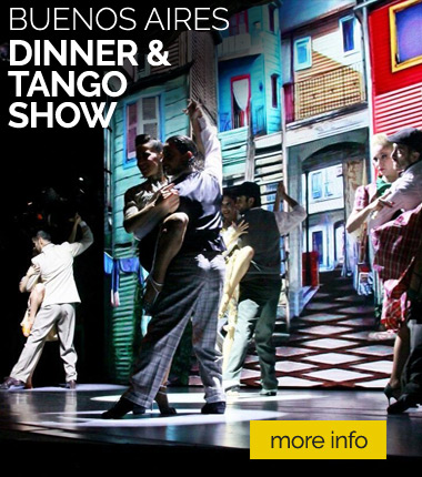 Buenos Aires Dinner & Tango Show