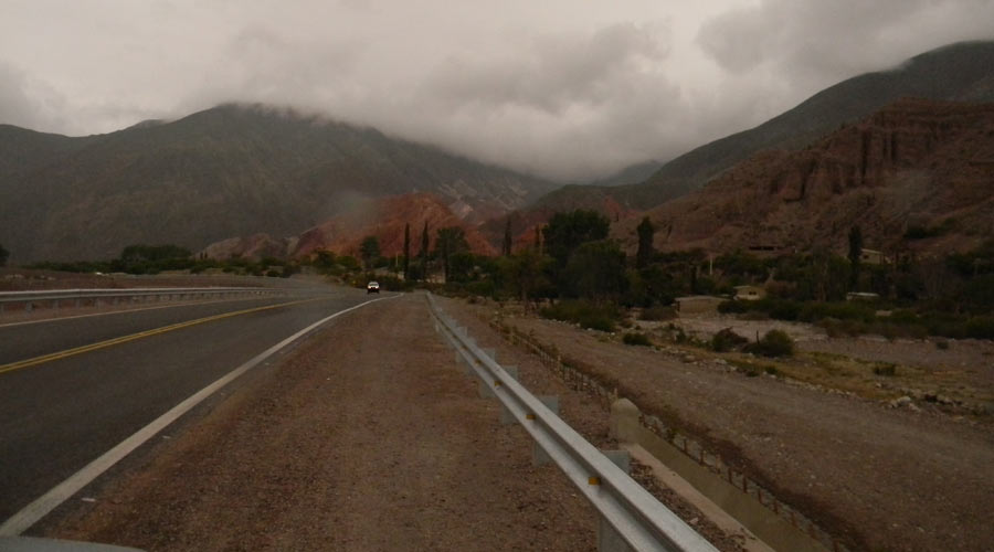 Fly and drive in the Argentinean Andes