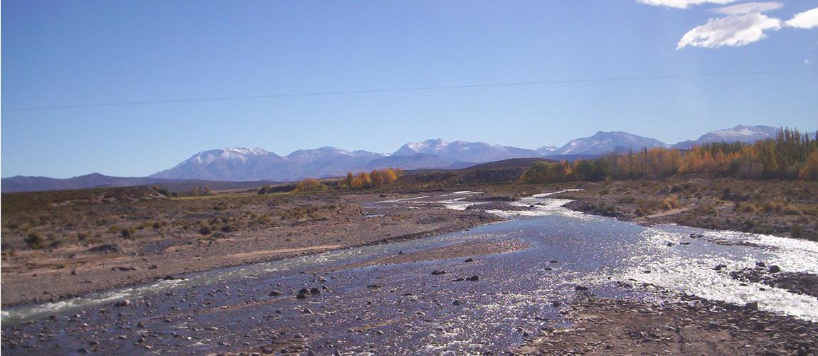 Andes, Mendoza