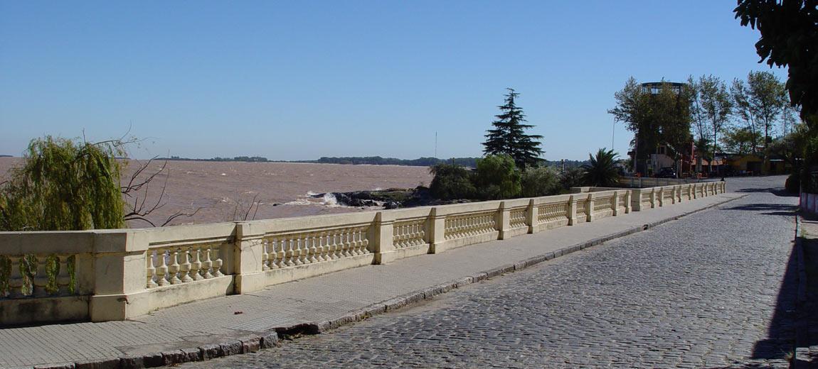 Uruguay, the peaceful rolling plain