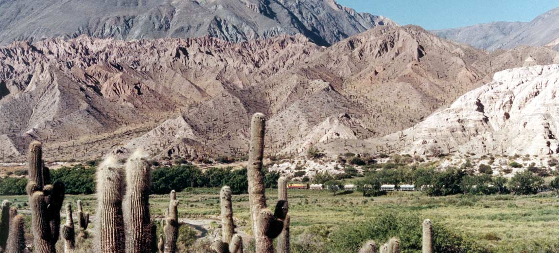 The Argentinean Andes, history and tradition