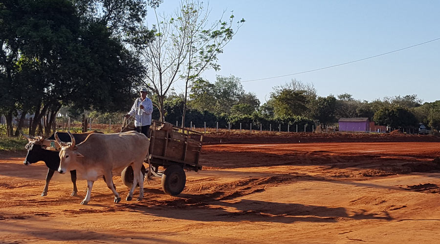 Paraguay off the beaten track
