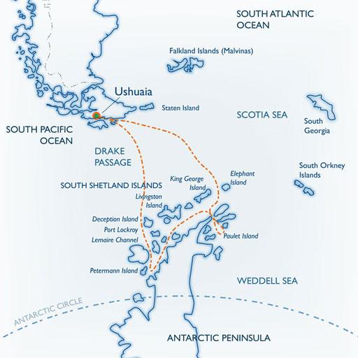 Antarctica Peninsula  Special departure