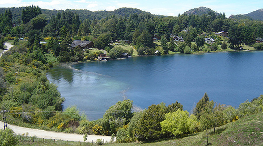 Bariloche symphony of forest and lakes