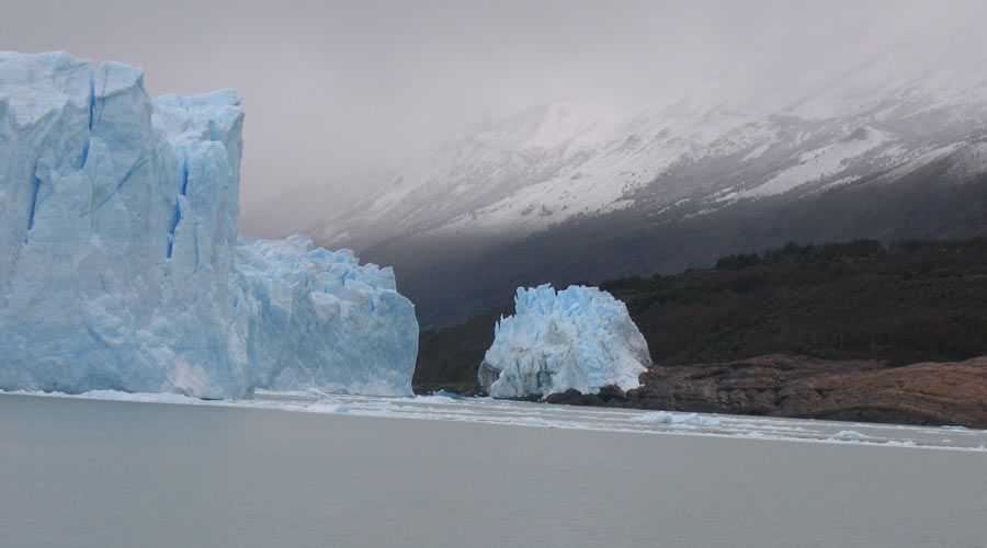 El Calafate and the stunning glaciers